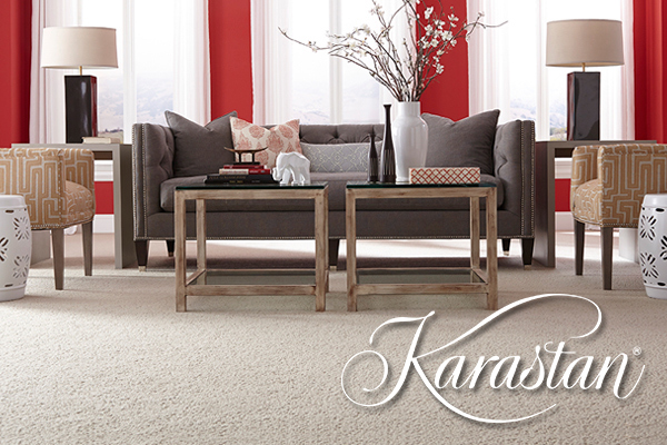Working with the experts at Abbey Carpet Gallery makes choosing your next carpet a breeze!  Come check out our selection of Karastan carpet today!